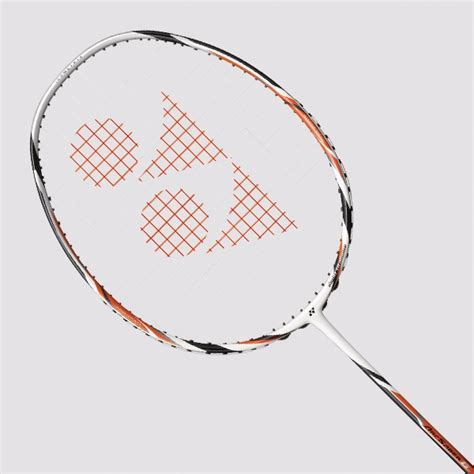 Raket Arcsaber yonex arcsaber 6 white orange 5ug4 badminton racket