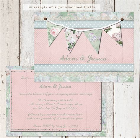 summer fete wedding invitations wedding stationery collection summer fete by ledger