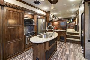 5th wheel rv front living room sandpiper front living room fifth wheels motorcycle