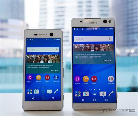 Sony C5 Ultra Dual смартфон sony xperia c5 ultra dual e5533 цена и