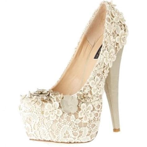 wedding shoes heels 796603 weddbook