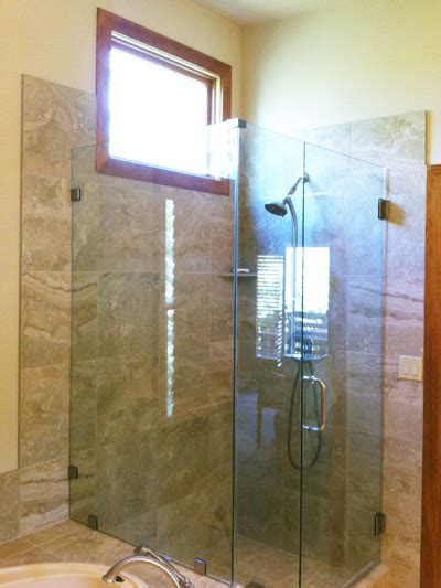 All About Shower Doors Bathroom Remodel Glass Shower Door All About Bathrooms