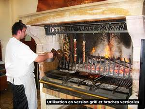 tournebroches 224 contrepoids grills traditionnels et