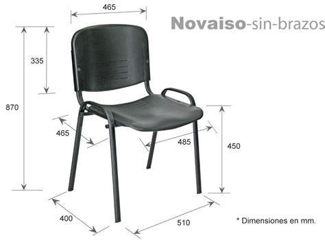 una silla para silla visitante para oficina restaurante comercio