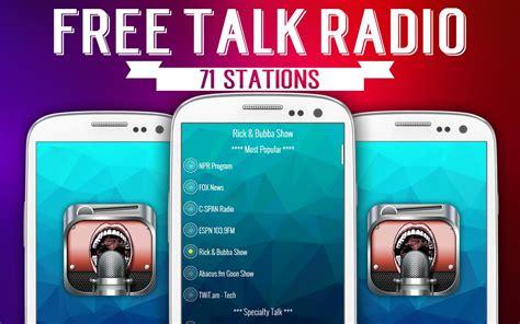 talk apk free free talk radio android apps on play