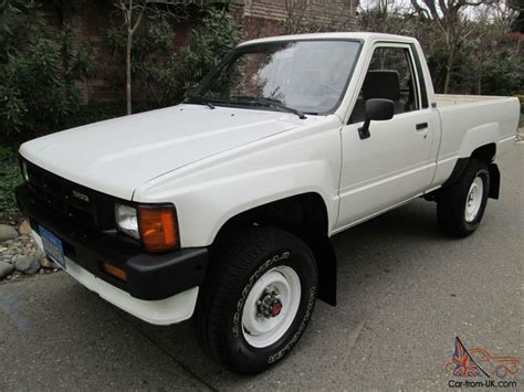 85 toyota 4x4 85 89 4x4 toyota truck