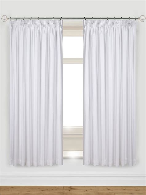 thermal pleated curtains simply thermal lined pencil pleat curtains very co uk