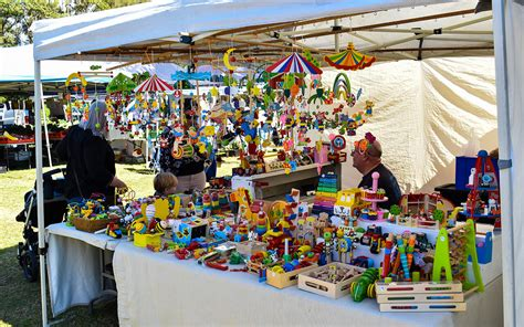 Handmade Toys Australia - a new find the beaches market in sydney