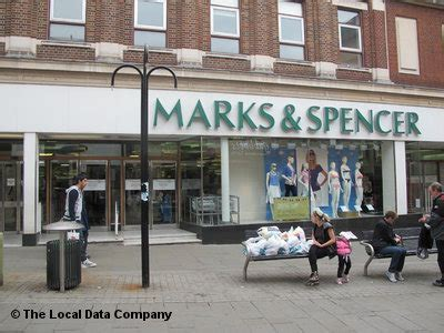 marks and spencer opening hours marks spencer local data search