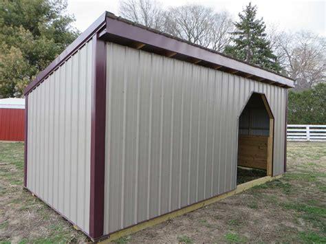storage sheds hilltop mini buildings  lawn decor