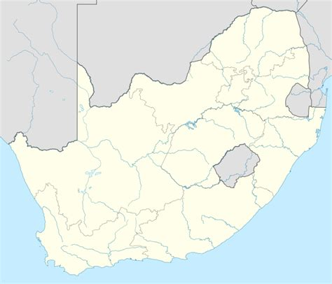 Address Finder South Africa File South Africa Location Map Svg Wikimedia Commons