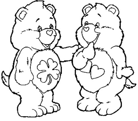 coloring pages for luck luck care coloring pages coloring