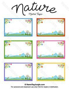 printable insect name tags image result for insect name tags day c pinterest