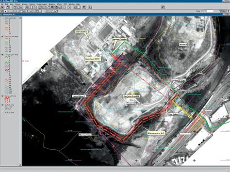 san jose sewer map esri news arcnews summer 2002 issue rescuing a sewer