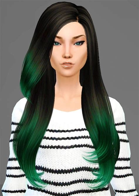 sims 4 hair b flysims 092 hair retexture at artemis sims 187 sims 4 updates