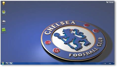 download themes chelsea for pc download theme chelsea fc windows 7