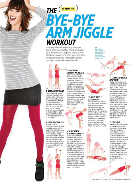 a 15 minute arm workout that you can do at