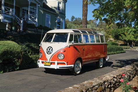 new volkswagen bus flower power vw microbus could fetch more than 200 000 at