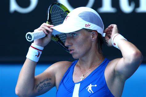 kuznetsova tattoos to ink or not to ink tennis players and their tattoos