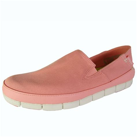 womens croc loafers crocs womens stretch sole slip on loafer shoes ebay