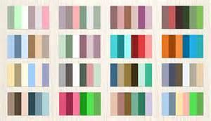 Color Palettes collection of color palettes photoshop for ui designs