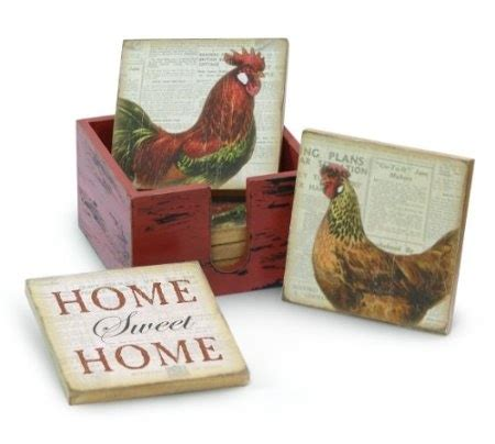 Chicken Home Decor by 21 Best Rooster Decor Images On Pinterest