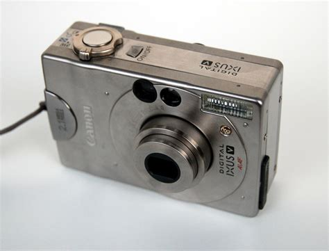 canon digital ixus kompaktkamera