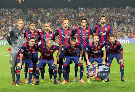Daftar Pemain / Skuad Barcelona 2016/2017   Jadwal Liga Champions 2016 / 2107