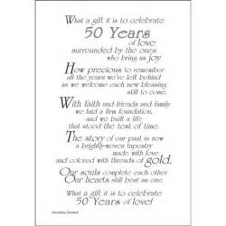 imprinted napkins wedding with a bible verse verse133 50th anniversary poem for a page