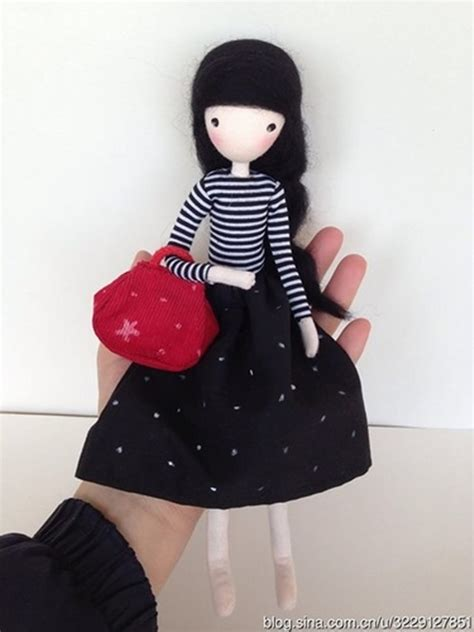 doll wire cool creativity diy mini doll with wire