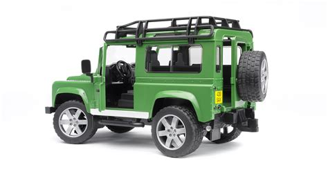 Bruder Toys 2591 Land Rover Defender Up bruder toys land rover defender station wagon