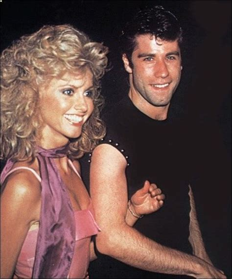 olivia newton john grease quotes chatter busy john travolta quotes
