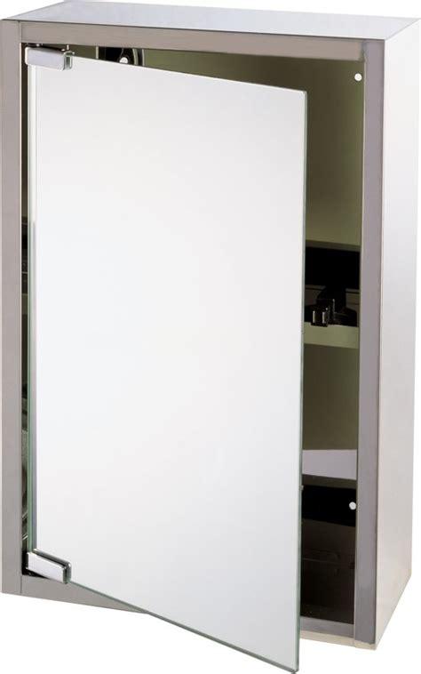 spiegelkast smal bol differnz look spiegelkast 51 x 38 x 18 cm rvs