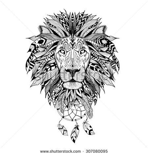 aztec lion tattoo 17 best ideas about tribal on