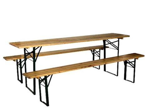 beer bench beer bench set for 8 persons
