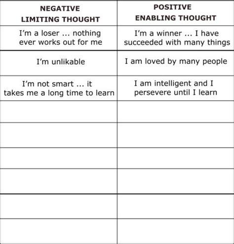 Self Esteem For Worksheets by Self Esteem Activities To Raise Self Worth