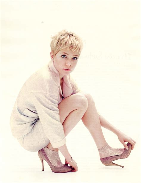 "Michelle Williams   ""ELLE"" UK/December   (2011)   Michelle"