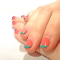 manicure with color how to do a manicure with color popsugar