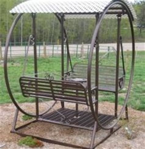 double bench swing arbor pergola swings on pinterest garden arbor arbors