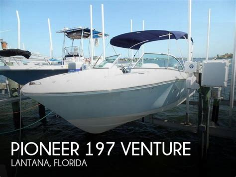 pioneer venture boats for sale pioneer 197 boats for sale