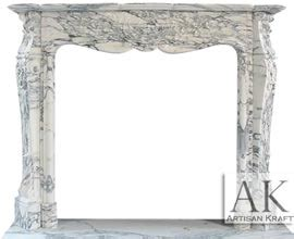 St Louis Fireplace Store by Marble Antique Fireplace Surrounds Artisan Kraft