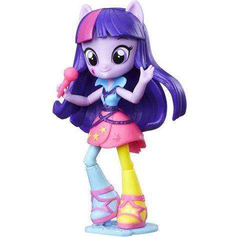Figurine My Pony Isi 12 rockin twilight sparkle figurina my pony minis