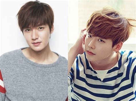 Lee Min Ho and Lee Jong Suk Selected as Top Hallyu Stars