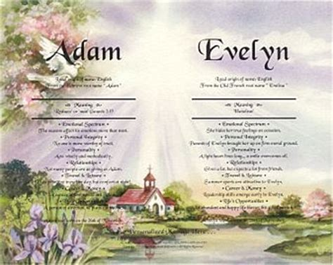 Dual Name Meanings