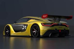 R Sport Renault Renault Sport R S 01 Une Voiture De Course Hautes