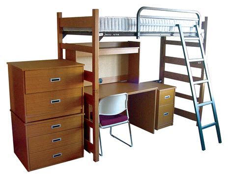 bed desks wooden loft bed with desk most recommended space