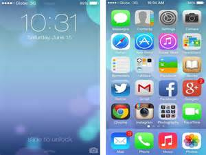 ios7 home screen iphone 4 www imgkid the image kid