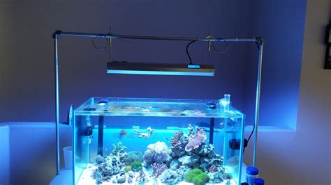 Nano Reef Light Fixtures Can I See Some T5 Fixture Hanging Options Equipment Forum Nano Reef Community