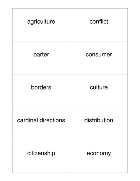 Grade Social Studies Worksheets by 5 Best Images Of Agriculture Worksheets For Elementary