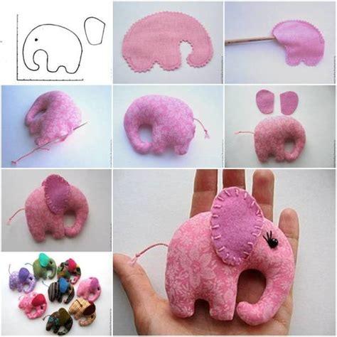 diy elephant out of fabric home design garden